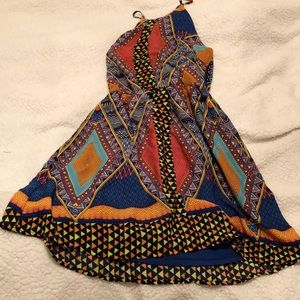Gianni Bini Pattern dress